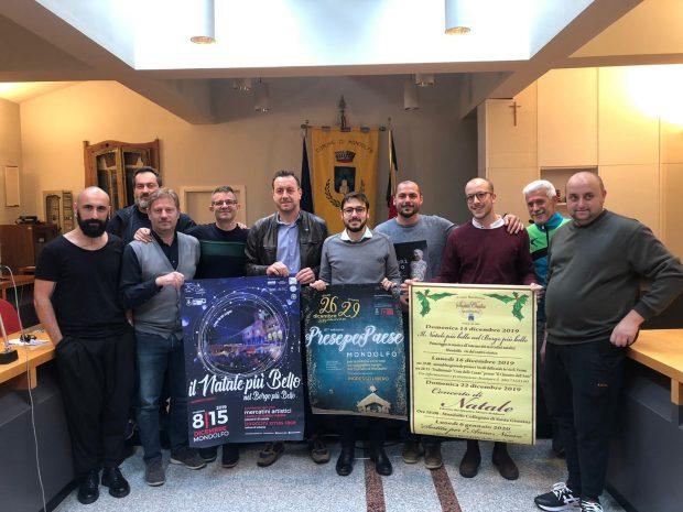 Da Marotta a Mondolfo, in arrivo festività di Natale ricche di eventi