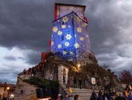 I mercatini Nel Castello di Babbo Natale, a Frontone domenica chiude una edizione super