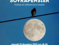 """""""Sovrapensiér"""", presentazione libro di poesie in vernacolo fanese di Andrea Lodovichetti"""