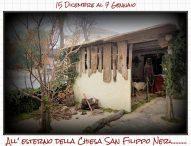 Mondavio, a San Filippo la magia del presepe: arte e passione