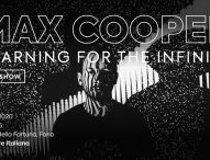 Al teatro della Fortuna la quarta data mondiale di Yearning for the Infinite di Max Cooper
