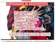 A San Filippo sul Cesano raccolta indumenti invernali da donare ai senzatetto