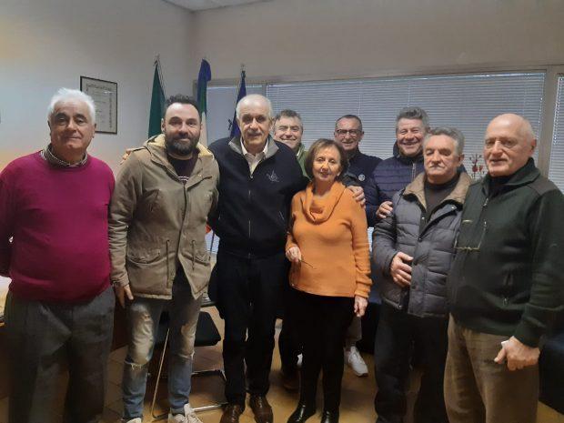 Fausto Luzi riconfermato alla presidenza dell'Anmil Pesaro e Urbino