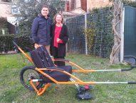 Finanziata proposta di legge Talè per accesso disabili motori ai percorsi escursionistici