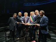 Un teatro per l'ascolto profondo di ecosistemi e musica, a Pesaro inaugurata la Sonosfera®
