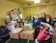 Batte forte il cuore della Valcesano, un successo la raccolta indumenti per i senzatetto