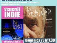 'Più de la vita', a Casamavì film dedicato al pioniere italiano della videoarte e incontro con la regista Rivi