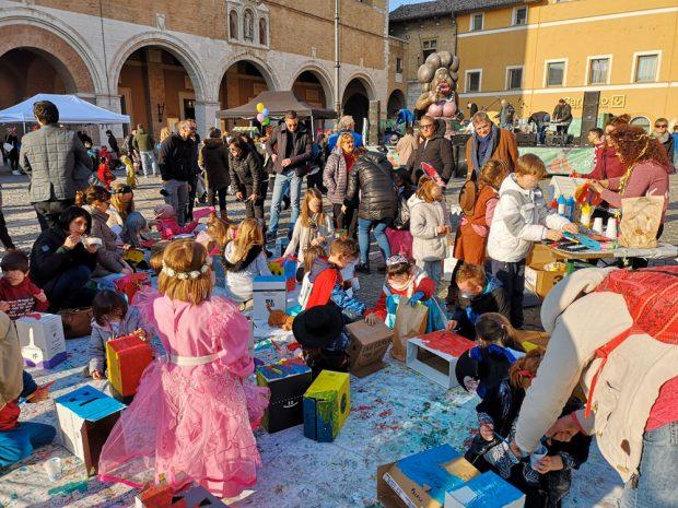 """Carnevale Fano, parte la settimana più """"Grassa"""" dell'anno"""