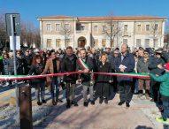 """A San Michele al Fiume inaugurata la piazza, Zenobi: """"Luogo vitale per la comunità"""""""