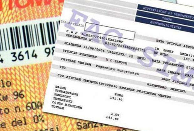 Rinviato al 31 luglio pagamento bollo auto e altri tributi