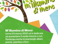 A Pergola M'Illumino di Meno: risparmio energetico e nuovi alberi