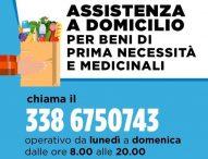 Mondolfo Marotta, assistenza a domicilio per beni di prima necessità e medicinali