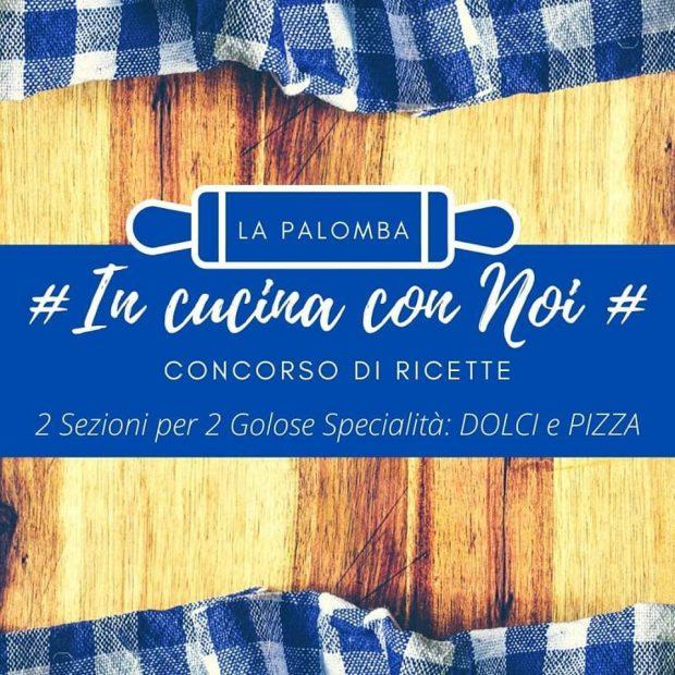 La Palomba di Mondavio promuove il concorso di ricette 'In cucina con noi'
