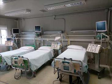 Coronavirus, 100 posti letto di terapia intensiva al Palaindoor di Ancona