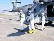 Coronavirus, in arrivo nelle Marche ospedale da campo della Marina Militare