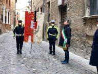 Il Comune di Fano si unisce al minuto di silenzio indetto dall'Anci