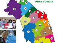 Coronavirus Marche, attive sul territorio task force per assistenza a domicilio di malati e isolati