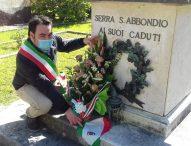 """A Serra Sant'Abbondio anche un video dell'Anpi per il 25 Aprile, Caverni: """"Il ricordo va tramandato nonostante il virus e la paura"""""""
