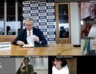 Coronavirus, Marche: firmato accordo per premialità ai sanitari