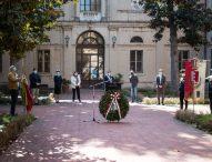 Fano, la cerimonia per la Festa della Liberazione