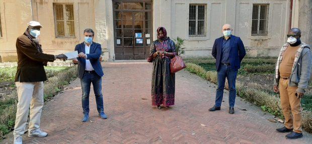 Emergenza Coronavirus, la comunità senegalese di Fano dona 1500 euro