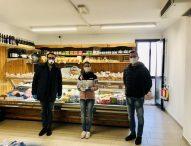 Segnali di speranza, a Cerasa di San Costanzo apre un nuovo negozio