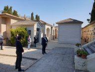 San Lorenzo in Campo, l'omaggio dell'Amministrazione comunale ai defunti