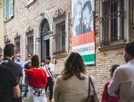 """Cartoceto partecipa al flash mob """"Palermo chiama Italia al balcone"""" in memoria vittime della mafia"""