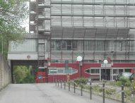 Ripartiti i lavori all'ospedale di Pergola, la sindaca Guidarelli e l'assessore Ilari fanno il punto della situazione