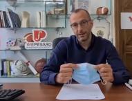 Pesaro, Ricci propone l'uso obbligatorio della mascherina in tutte le zone della movida