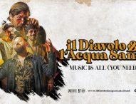 Tornano i concerti nelle Marche, la band Il Diavolo&l'Acqua Santa riparte da Pergola