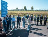 Autostrade per l'Italia e il Comune di Fano aprono al traffico il ponte sul Metauro