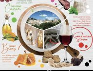 Colori e Tinte a tavola: a Pergola, uno dei Borghi più belli d'Italia, 7 weekend tra enogastronomia, arte e tipicità