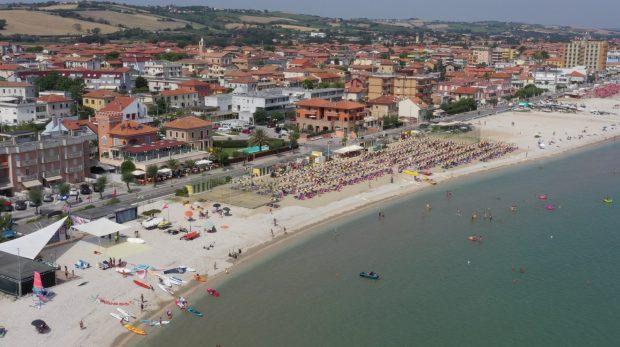 Marotta rientra nel progetto 'Spiagge Sicure', contributo di oltre 30mila euro