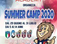 A Marotta il Summer Camp per bambini e bambine