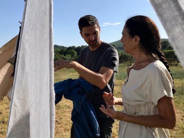 A Cerasa proiezione in anteprima regionale del corto 'Ape Regina' di Nicola Sorcinelli