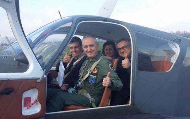 Aeroporto di Fano, Minardi: 'In arrivo 20 mila euro dalla Regione Marche'