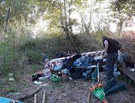 Fiume Metauro, rifiuti e degrado. Legambiente Fano interroga il Comune