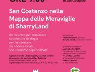 San Costanzo nella Mappa delle Meraviglie di SharryLand: incontro per far crescere l'economia locale con il turismo esperienziale