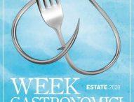 Week gastronomici d'(A)Mare di Confcommercio: le proposte della settimana