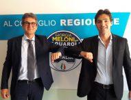 """Baldelli con a fianco Acquaroli lancia le proposte per il territorio: """"Diritti al cambiamento"""""""