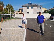 Fano, un nuovo parcheggio all'interno del Foro Boario