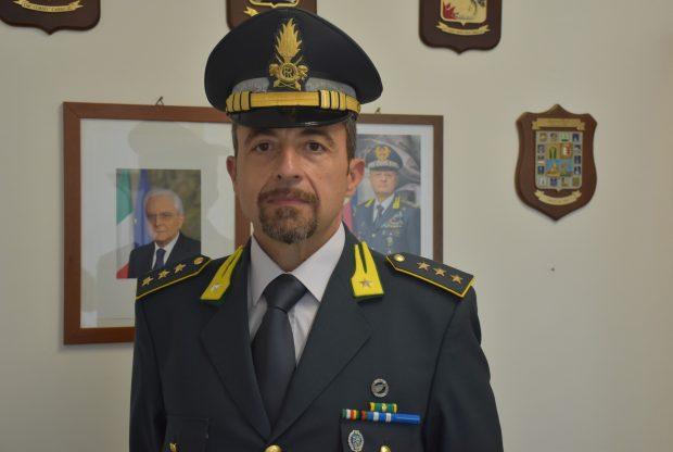 Fano, il capitano Rizzo è il nuovo comandante della compagnia della Guardia di Finanza