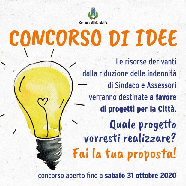 Mondolfo, concorso di idee: quale progetto realizzare con risorse derivanti dalla riduzione delle indennità degli amministratori?