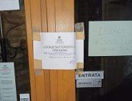 A Pesaro irruzione della polizia in un ristorante, 90 a tavola