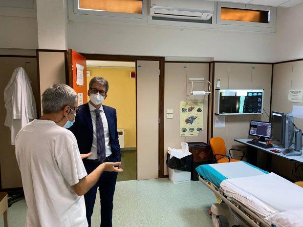 """Marche, assessore Baldelli: """"Ospedali unici? No! Una prima battaglia vinta"""""""