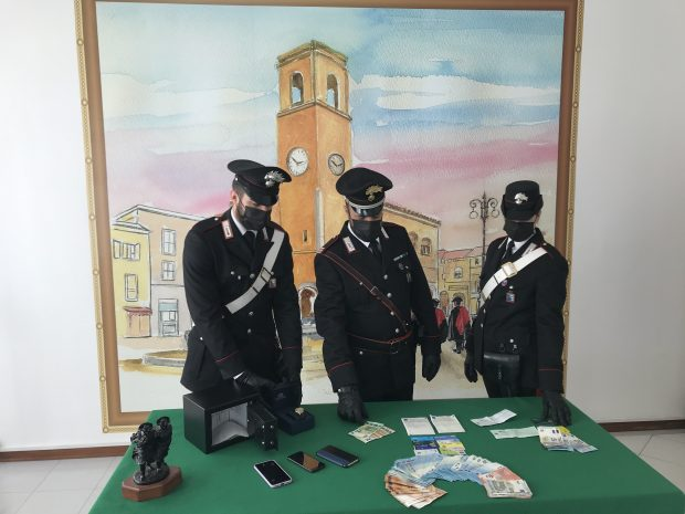 Fano, droga dalla Campania: sequestrati ingenti quantitativi e beni per 150mila euro, 5 arresti e 13 denunce