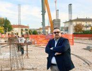 Variante, palestra, viale e al via un piano di opere da 2.2 milioni di euro: il sindaco Dellonti fa il punto sui lavori a San Lorenzo in Campo