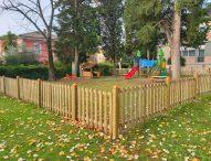 A San Lorenzo in Campo un nuovo parco giochi per i bambini delle scuole