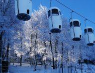 Monte Catria: la neve c'è e la cabinovia riapre. Tutto pronto per un week-end ad alta quota